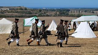 Альминское сражение 2010