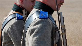 Русская пехота