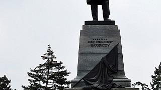 Памятник Нахимову на одноименной площади
