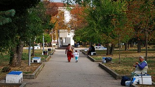 Сквер Ленинского комсомола