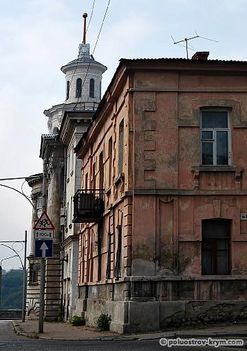 Район улицы Василия Кучера