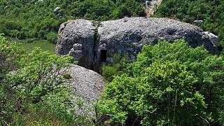 Храмы пещерного города Эски-Кермен