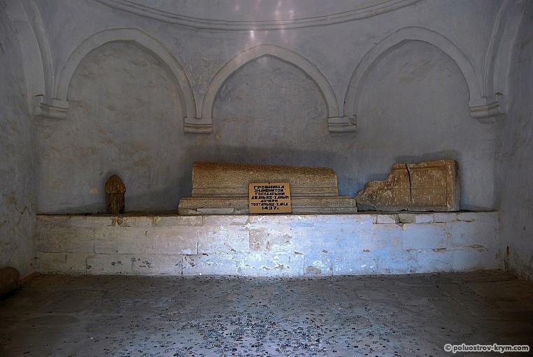 Дюрбе (мавзолей) Джанике-ханым, дочери хана Тохтамыша