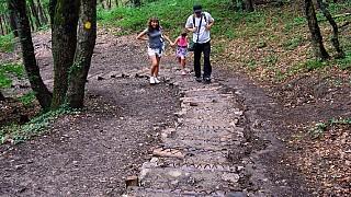 Прогулка по Большому каньону Крыма
