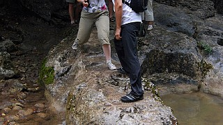 После (или во время) дождя находиться в каньоне опасно