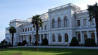 Ливадийский дворец. Южный берег Крыма