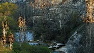 Бельбекский каньон в конце апреля