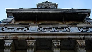 Восточный фасад Массандровского дворца