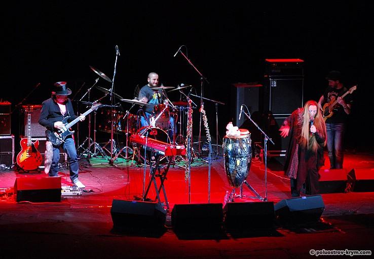 Концерт Нино Катамадзе в Севастополе