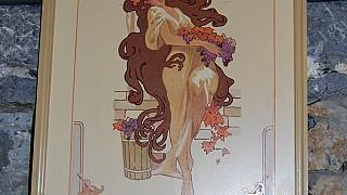 Массандровские вина вдохновляют...
