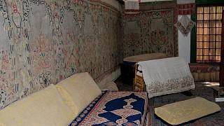Одна из комнат гарема
