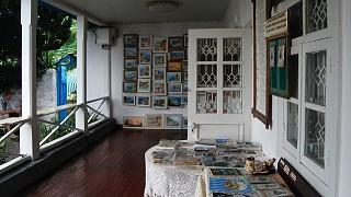 Музей Чехова в Гурзуфе