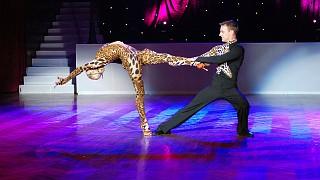 """""""Танец леопардов-акробатов"""""""