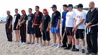 Участники летнего лагеря