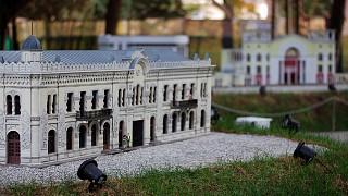 Одна из миниатюр парка