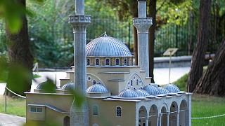 """Миниатюра """"Мечеть Джума-Джами"""""""