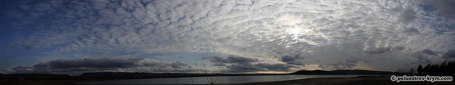 Эгиз-Оба, февраль 2012