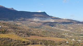 Вид на Бабуган Яйлу