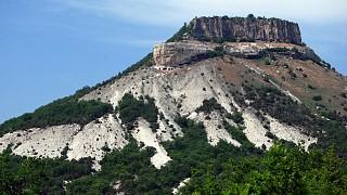 Общий вид горы