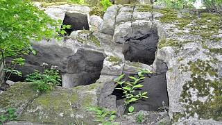 """""""Нижние"""" пещеры"""