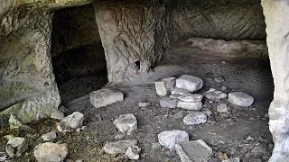 """""""Многокомнатная"""" пещера"""