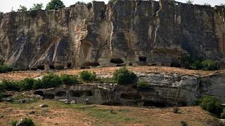 Пещеры расположены на 3 условных уровнях