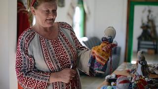 """Татьяна Потапова - хозяйка """"Рiдного села"""""""