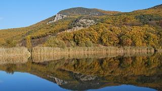 Вид на гору Чирка
