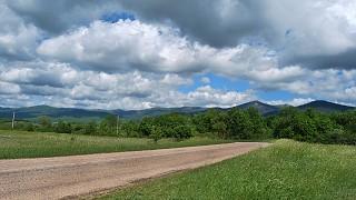Дорога из Орлиного
