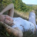 отдышаться после подъема в ароматной траве