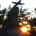 памятник летчикам малашка