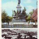 1. Памятник русским саперам и З. И. Тотлебену.