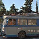 Крымская горная, междугородная троллейбусная линия Симферополь - Алушта
