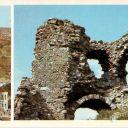 Генуэзские башни в Балаклаве - крепость Каламита в Белокаменске