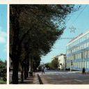 Памятник героям-комсомольцам - Дом офицеров флота