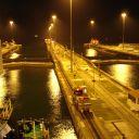 Шлюзы .Панамский канал.