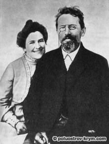 Чехов и Книппер