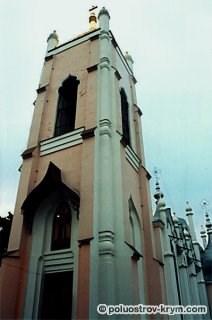Храм святого Иоанна Златоуста в Ялте