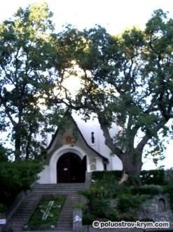 Церковь Николая Чудотворца, Нижняя Массандра