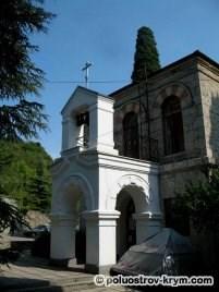 Храм Преображения Господня, Ялта