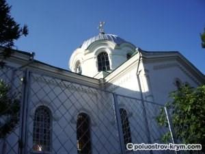 Церковь Святого Великомученика Феодора Тирона. Ялта