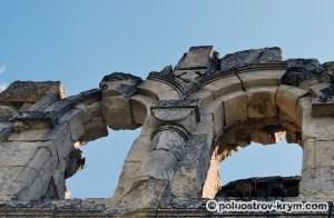 Церковь св. Луки в селе Лаки. Крым. Автор фото Ольга Иутина