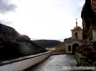 Свято-Успенский мужской монастырь. Бахчисарай. Крым