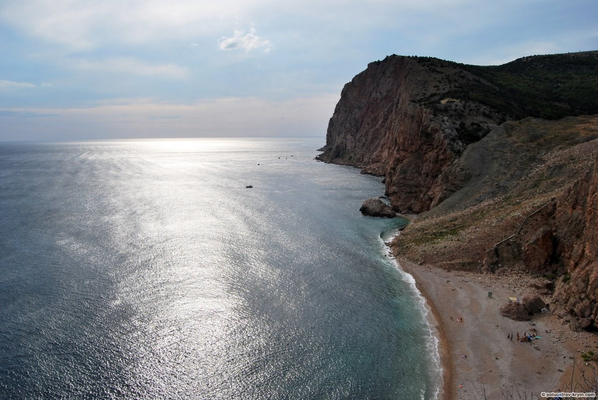 пляж Василева Балка