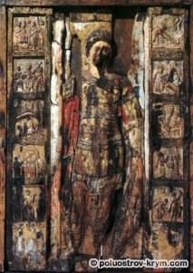 Чудотворная икона св. великомученика Георгия Победоносца