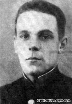 Генерал-майор  Петр Георгиевич Новиков