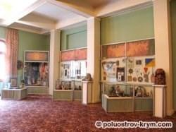 """Музей истории """"Артека"""". Фото с сайта http://www.artek.ua"""