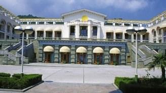Ореандовское имение после революции