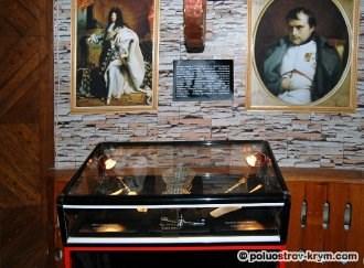 Экспозиция Музея мармелада. Эко-парк