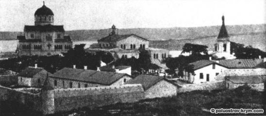 Херсонесский монастырь как фейк